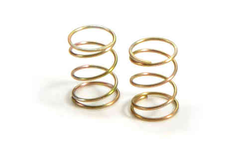 XRAY 373585 - X12 2014 Side spring C=0.9 - gold (2 pieces)
