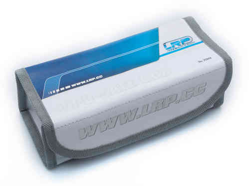 LRP 65848 - LiPo Safe Box - large 18x8x6 cm