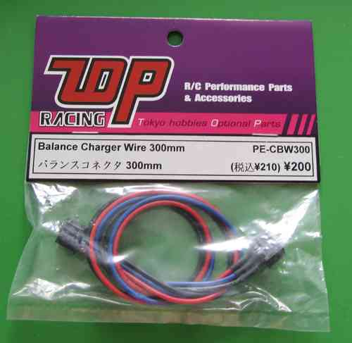 TOP PE-CBW300 - Balance Charger Wire 300mm