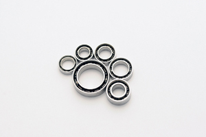 TOP PO-CB0502 - Ceramic Ball Bearing 2x5x2.5mm