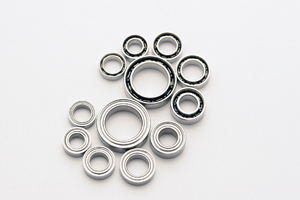 TOP PO-CB603F - Ceramic Ball Bearing 3x6x2.5mm F