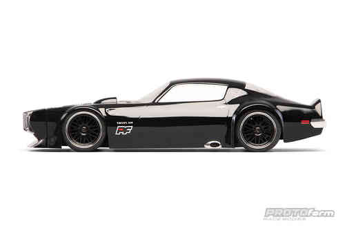 Protoform 1535-30 - 1971 Pontiac Firebird Trans Am Clear Body 200mm