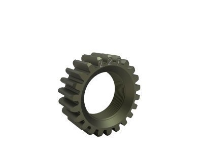 Arrowmax NT1338522 - 2nd. GEAR 22T (7075 HARD) for XRAY NT1