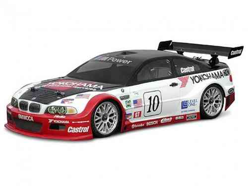 HPI 7452 - BMW M3 GT BODY (200mm)