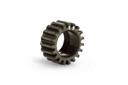 XRAY 338519 - NT1 XCA ALU 7075 T6 HARDCOATED PINION GEAR - 19T (1ST)