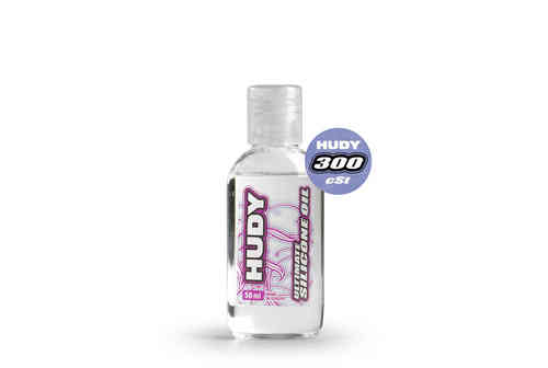 HUDY 106330 - HUDY ULTIMATE Silicon Öl 300 cSt - 50ML