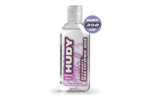 HUDY 106336 - HUDY ULTIMATE Silicon Öl 350 cSt - 100ML