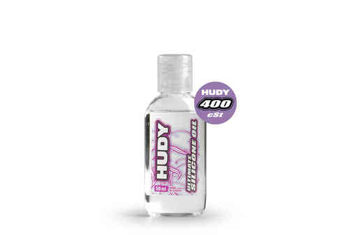 HUDY 106340 - HUDY ULTIMATE Silicon Öl 400 cSt - 50ML