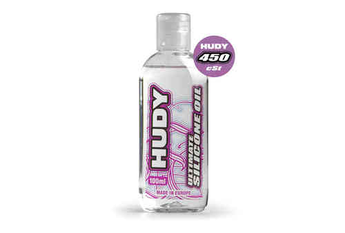 HUDY 106345 - HUDY ULTIMATE Silicon Öl 450 cSt - 50ML