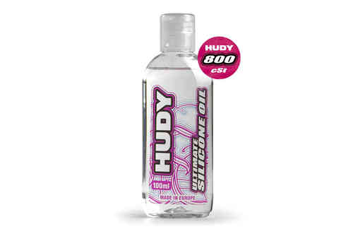 HUDY 106381 - HUDY ULTIMATE Silicon Öl 800 cSt - 100ML