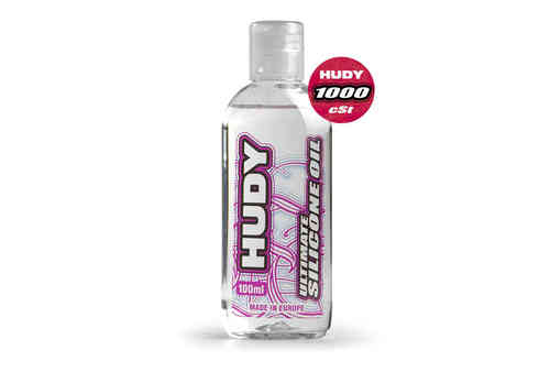 HUDY 106411 - HUDY ULTIMATE Silicon Öl 1000 cSt - 100ML