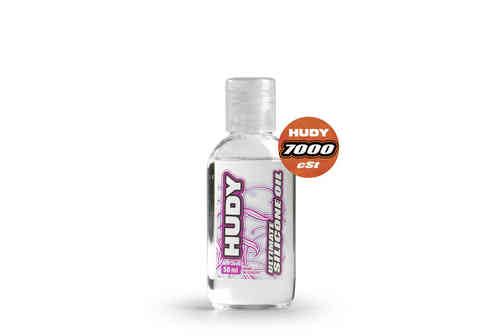 HUDY 106470 - HUDY ULTIMATE Silicon Öl 7000 cSt - 50ML