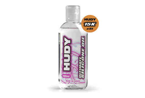 HUDY 106516 - HUDY ULTIMATE Silicon Öl 15.000 cSt - 100ML