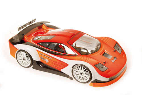 Serpent 170311 - Body 1/8 Cobra GT /RTR pre painted