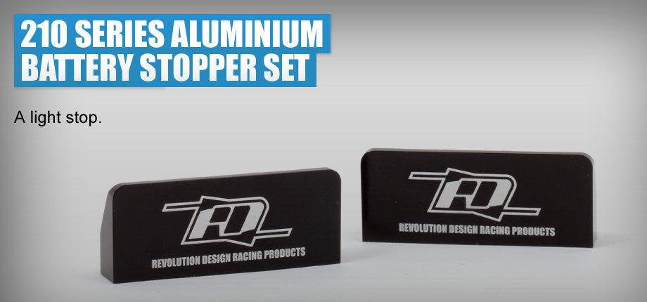 e9130ab6f3 Revolution Design 0192 - 210 Series Aluminium Battery Stopper Set 2pcs