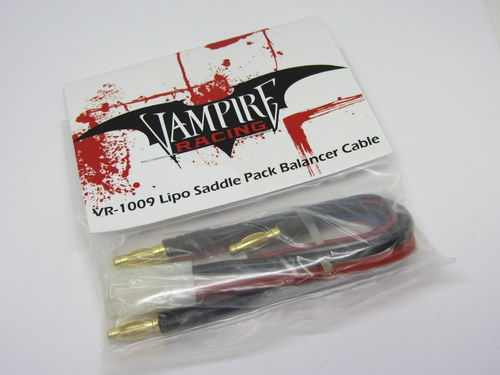 Vampire Racing 1009 - LiPo Saddle Pack Balancer Kabel