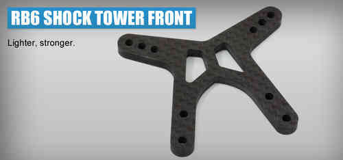 Revolution Design 0203 - RB6 Shock Tower Front