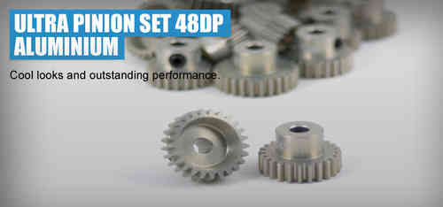 Revolution Design 0116 - Ultra Pinion Aluminum 16Tx48dp (hard coated)