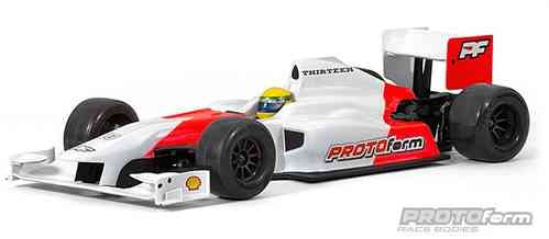 Protoform 1537-30 - F1-Thirteen Karosserie Set - Formel 1 2013