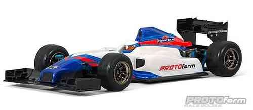 Protoform 1538-30 - F1-Fourteen Karosserie Set - Formel 1 2014