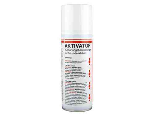 Yuki Model 650006 - Activator for Superglue - 200ml