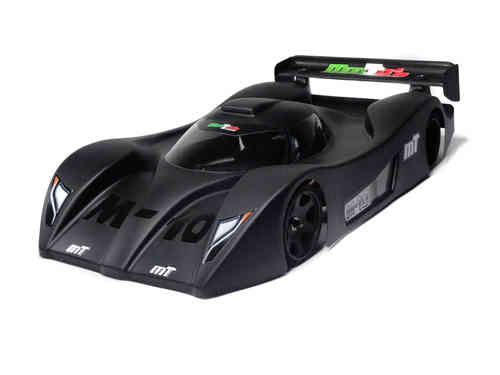 Mon-tech MB014-005 - M10 WGT PanCar Pro10S Body - 200mm