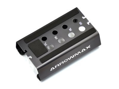 Arrowmax 170034 - Set-Up Frame (X) for 1/10 Offroad Cars - Car Stand