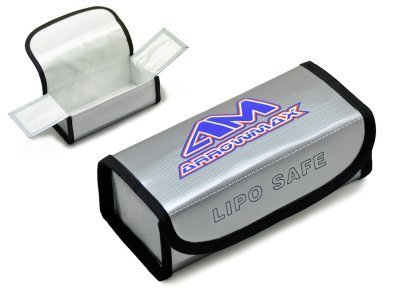 Arrowmax 199502 - LiPo Safe Bag