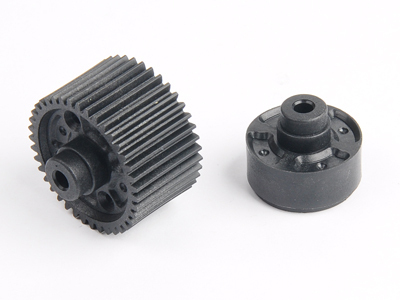 Spec-R SPR010-HMM - Gear Diff. Housing (For Tamiya M-05/06)