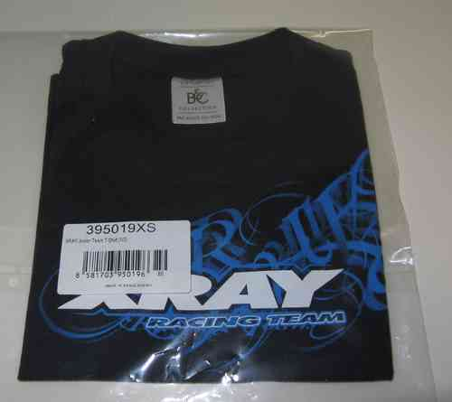 XRAY 395019 - Junior Team T-Shirt - size 12/14 - 152-164cm