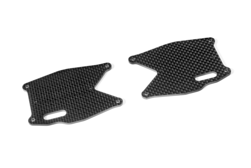 XRAY 353194 - XB8 Graphite Rear Lower Arm Plate