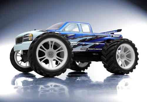 XRAY 380600 - M18MT 1/18 4WD MonsterTruck Baukasten