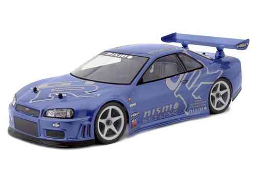 HPI 7327 - Nissan Skyline R34 GT-R Touring Car Body - 190mm