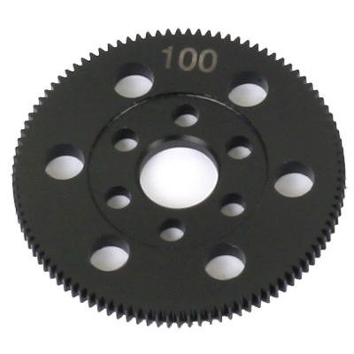 Team Titan 56100 -  64dp CNC Spur 100T - ARC / XRAY