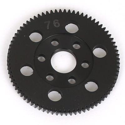Team Titan 54076 -  48dp CNC Spur 76T - ARC / XRAY