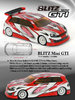 BLITZ 60904-10 - GTI - M-Chassis 225WB Body - REGULAR 1.0