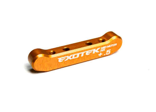 Exotek 1285 - Durango DEX, DESC210 MM Alloy Hanger + .5° - Rear