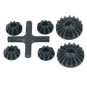 ARC R101110 - R10 2015 Diff Gears with Axle