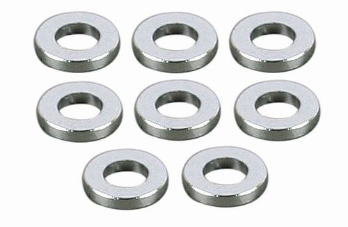 ARC R102014 - R10 2015 Alu Shims 3x5.5x1mm (8 pieces)