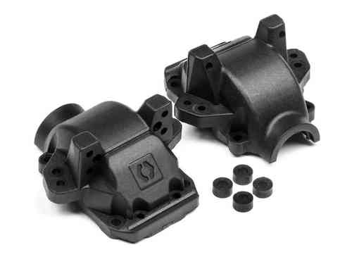 HPI 113702 - Sport 3 Diff Cover Set