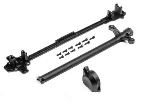 HPI 113704 - Sport 3 Center Drive Shaft Cover Set
