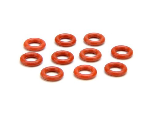 HPI 104726 - Sport 3 - Silikon O-Ring 5x9x2mm - ORANGE (10 Stück)