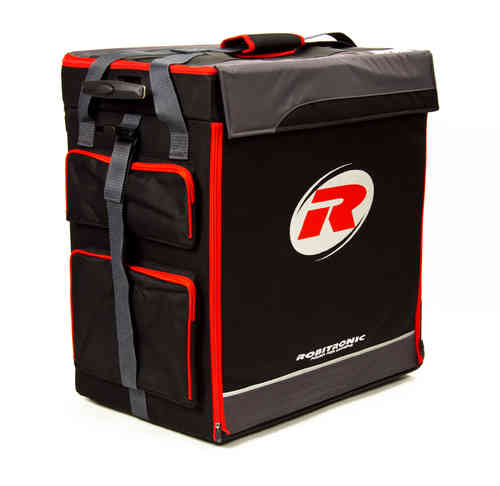 Robitronic R14001 - RC Car Transport Bag / Trolley - XXL - especially for 1:8