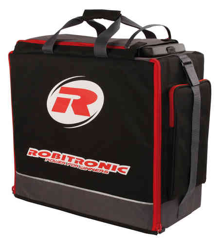 Robitronic R14002 - RC Car Transport Bag / Trolley - XL - especially for 1:10