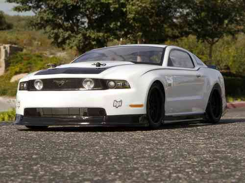 HPI 106108 - Ford Mustang 2011 Karosserie - 200mm [GT Challenge legal!]