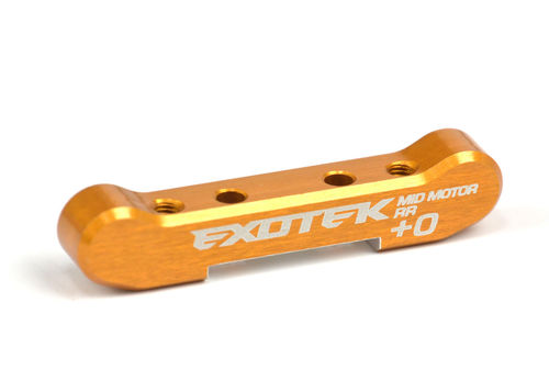 Exotek 1553 - DEX210 MM Alu High Roll Center Hanger - Rear - 7075