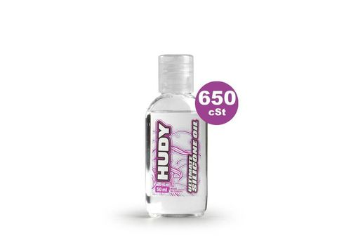 HUDY 106365 - HUDY ULTIMATE Silicon Öl 650 cSt - 50ML