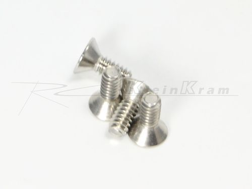 CRC 1426 - Xti-WC - 5/16 x 4-40 FH Countersunk Screws