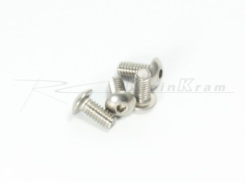 CRC 1439 - Xti-WC - 8/32 x 3/8 BH Steel Screws
