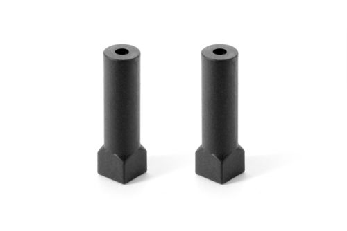 XRAY 326140 - XB2 Composite Battery Holder Stand (2 pieces)